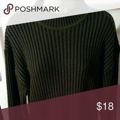 Sweater Dark green Arizona size large Arizona Jean Company Sweaters Crew & Scoop Necks