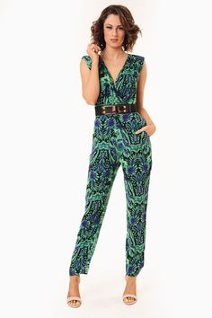 There is no beating a jumpsuit for the ability to showcase an elegant classy unique look, this figure fitted beauty is no exception with added belt, this statement jumpsuit is very glamourerous and a must have a show stopping party piece. Jumpsuits will b Must Haves, What To Wear, Fashion Accessories, Classy, Elegant, Unique, Womens Fashion, Prints, Shopping