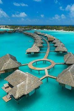 Bora Bora Islands | Top 10 Famous Islands for Vacation