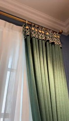 Living Room Decor Curtains, Home Curtains, Curtains With Blinds, Curtain Designs For Bedroom, Modular Corner Sofa, Beauty Room Decor, Window Treatments Living Room, Luxury Curtains, Curtain Styles