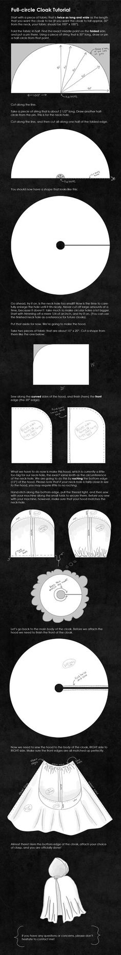Full-Circle Cloak Tutorial by *ti-DESIGN on deviantART