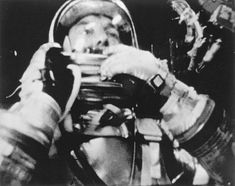 NASA astronaut Alan Shepard became the first American in space on May 5, 1961 aboard his Mercury spacecraft Freedom 7.