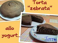 La torta zebrata , è un dolce soffice e bicolore realizzato con ingredienti semplici. Ottima merenda per i vostri bambini ! Ingredienti: – 200 gr. di zucchero – 3 uova – 150 ml di yogurt (io uso quello alla vaniglia) – 80 gr. di olio di semi di mais… – 150 gr. di farina – … Continue reading Ricetta torta zebrata allo yogurt