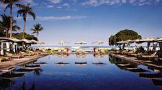 Four Seasons Resort Hualalai is a Wedding Venue in Kailua-Kona, Hawaii, United States. See photos and contact Four Seasons Resort Hualalai for a tour. Hawaii Resorts, Best Resorts, Hotels And Resorts, Best Hotels, Amazing Hotels, Luxury Resorts, Hawaii Honeymoon, Hawaii Vacation, Hawaii Travel