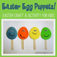 Fun and simple Easter craft