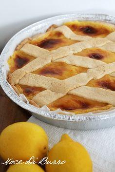 Lemon cake, ricetta dolce Noce Di Burro