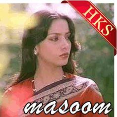 Song Name - Huzoor Is Kadar Bhi Movie - Masoom Singer(S) - Suresh Wadekar, Bhupinder Music Director - R.D. Burman Year of Release - 1983 Cast - Naseeruddin Shah, Shabana Azmi