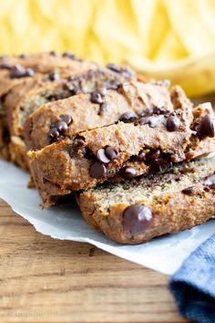 best chocolate chip banana bread recipe-#best #chocolate #chip #banana #bread #recipe Please Click Link To Find More Reference,,, ENJOY!!