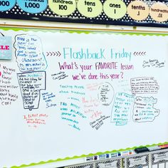Flashback Friday | Head Over Heels for Teaching Friday Messages, Morning Messages, Capturing Kids Hearts, Classroom Whiteboard, Bell Work, Responsive Classroom, Classroom Community, Classroom Inspiration, Classroom Management