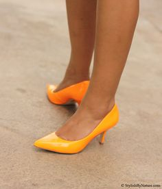 #Fashion #Style #shoes #neon #colors #ss13 #heels