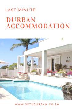 Last minute Umhlanga Durban accommodation