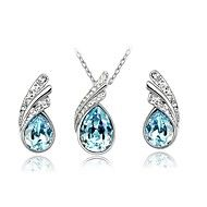 Women Party/Casual Alloy Necklaces/Earrings Sets(2081475)  Get Super Saving discounts up to 80% Off at Light in the Box with coupon.