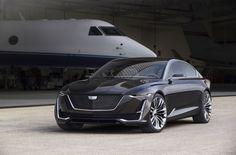 Cadillac Escala concept; Pebble Beach 2016