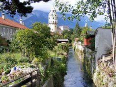Hall: A Tirolean Gem in the Shadow of Innsbruck by Rick Steves