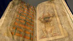 """El misterio de la """"Biblia del Diablo"""": ¿Estaba realmente poseído su autor?"""