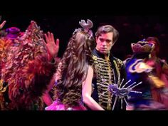 Phantom of the Opera 25th Anniversary - Masquerade - YouTube - the costumes in this a all absolutely amazing