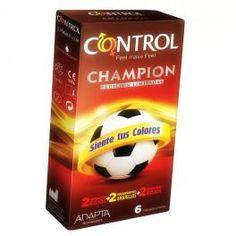 CONTROL ADAPTA CHAMPION ED. LIMITADA 6 UD