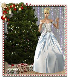 It's Cinderella's Dress!