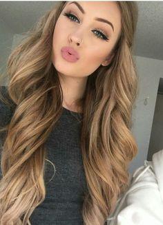 #Belayage en tonos #Miel perfecto para el #Verano #Hairstyle #Hair #Cabello #LongHair #Summer