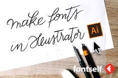 Fontself: Make fonts in Illustrator by Fontself on @creativemarket