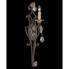 Chinquapin One-Light Wall Sconce