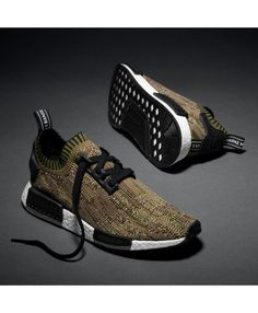 Cheap Adidas Originals NMD R1 Camo Olive And Black Shoes Cheap Adidas Nmd 06a0504f8b