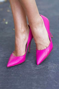 #high #heels #legs #sexy #slippers #pink
