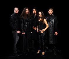 METALWINGS from Sofia, Bulgaria performs majestic, hymnal and deeply touching art!  This is uplifting beautiful, seductive dreamy SYMPHONIC METAL, rhythmic powerful, emotional 100 % authentic, with lively moving melody and pure passion - female fronted by an fantastic, angelic voice of rare, special class!  • Debut album will be released 2018! Classically Trained, Symphonic Metal, Debut Album, The Conjuring, The Voice, Sofia Bulgaria, Feminine, Singer, Pure Products