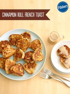 Are these cinnamon rolls or french toast? How about both! Combine your favorite flavors all in one for an unbelievably tasty morning breakfast you'll have to try to believe.