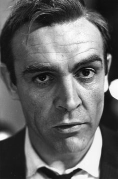Sean Connery.  Another ass in real life but he'll be sexy even when he's a crusty old 90 year old.  Sigh.