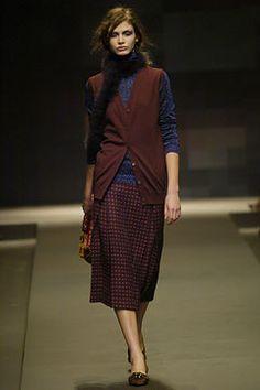 Miu Miu Fall 2004 Ready-to-Wear Collection Slideshow on Style.com