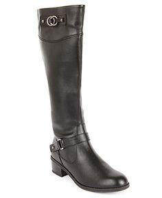 Karen Scott Shoes, Delano Boots - Boots - Shoes - Macy's