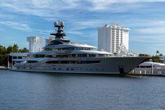 Yacht Kismet | Lurssen | 2014