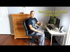 How to Sit Perfectly in Five Seconds with Antranik (Short Version) - YouTube