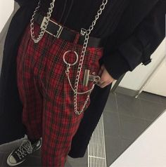 Korean Fashion – How to Dress up Korean Style – Designer Fashion Tips Grunge Outfits, Edgy Outfits, Cool Outfits, Fashion Outfits, Fashion Tips, Summer Outfits, Fashion Mode, Aesthetic Fashion, Aesthetic Clothes