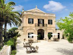 Hotel Alcaufar Vell in Sant Lluis Menorca