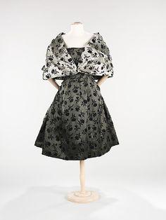 1953 Evening Ensemble, Dior