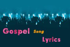 A Collection of 3700+ Contemporary, Traditional and Country Gospel Song & Hymn Lyrics from many popular Christian bands and artists(see list below), with downloadable PDF for printing.
