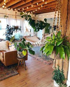 Home Interior Design - New stylish bohemian home decor - Einrichtungstipps -