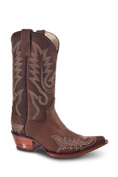 595513d28af3 Redhawk Cowgirl Boots - 36014 Brown