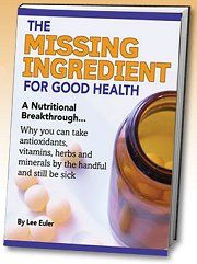 The Missing Ingredient In Most Heath Foods That Cures Cancer