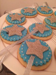 Medal cookies