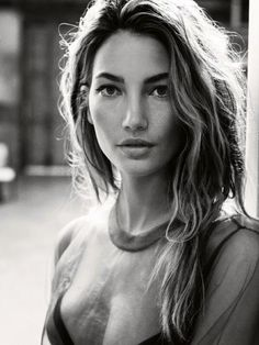 Lily Aldridge by Marc Hom for Tatler UK May 2013