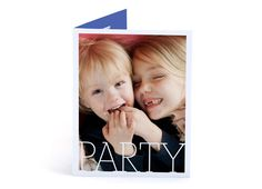 Birthday Photo Invitations - Train Icon | PinholePress.com