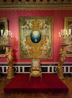 Le Salon d'Apollon, Versailles
