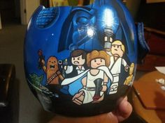 Painter Turns Head-Shaping Helmets Into Adorable Masterpieces So No Baby Is Ever 'Pitied'