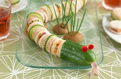16 quick, easy and fun kids' party food ideas - Pizza biscuits - goodtoknow                                                                                                                                                                                 More