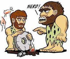 O que seria do mundo sem os Nerds?