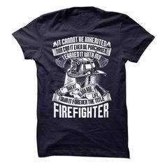 Forever the title Firefighter