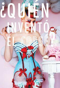 Una de las prendas que no ha tenido paso del tiempo, odiada por Coco Chanel y amada por Dior y Gaultier como símbolo de la sensualidad y la femineidad  leer más: http://iconofashion.blogspot.com/2013/02/prenda-iconica.html
